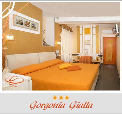 Room Gorgonia Gialla