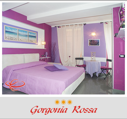 Superior Room Gorgonia Rossa